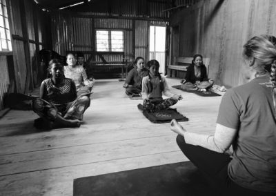 Meditation in MaiMajuhwa