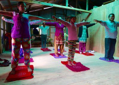Yoga in MaiMajhuwa