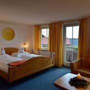 Doppelzimmer - Landhaus Kennerknecht